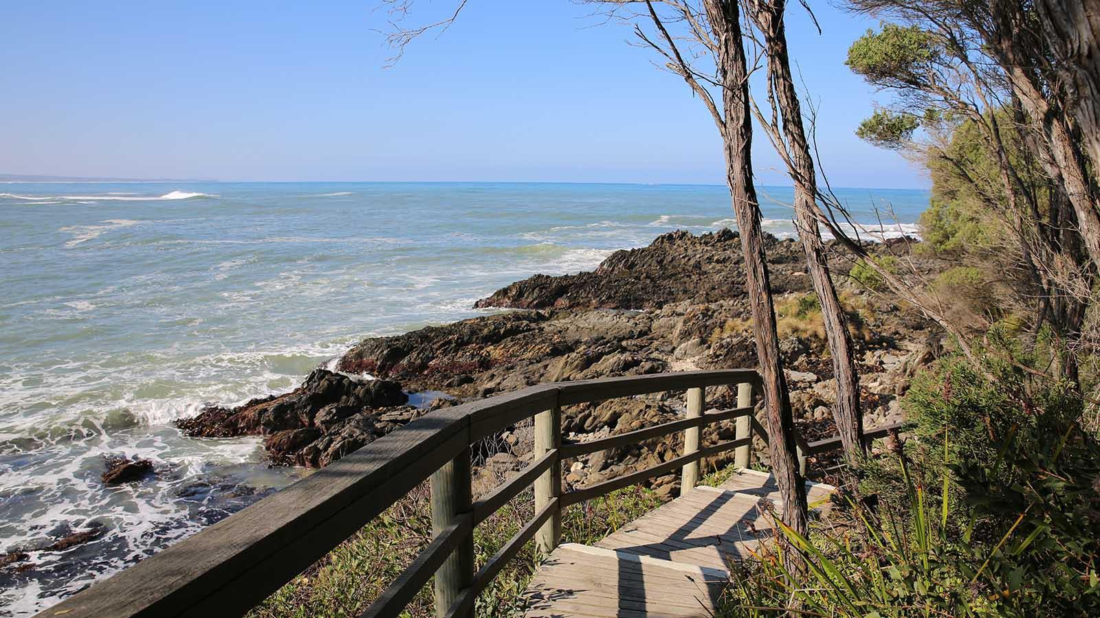 Cape Conran Boardwalk, Gippsland, Victoria, Australia