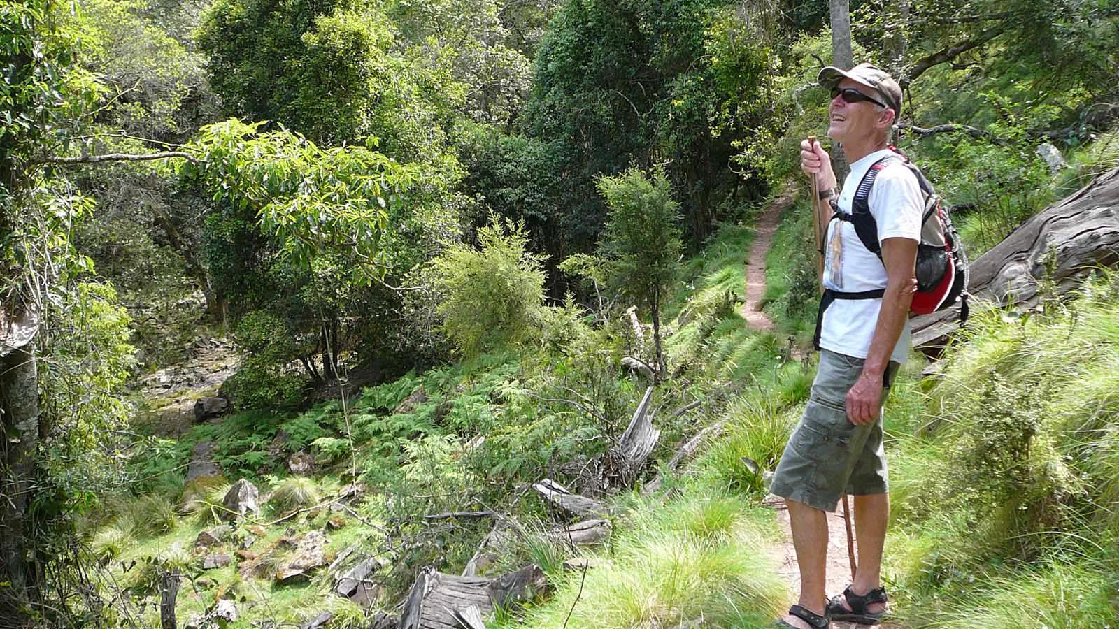Den of Nargun, Mitchell River National Park, Gippsland, Victoria, Australia