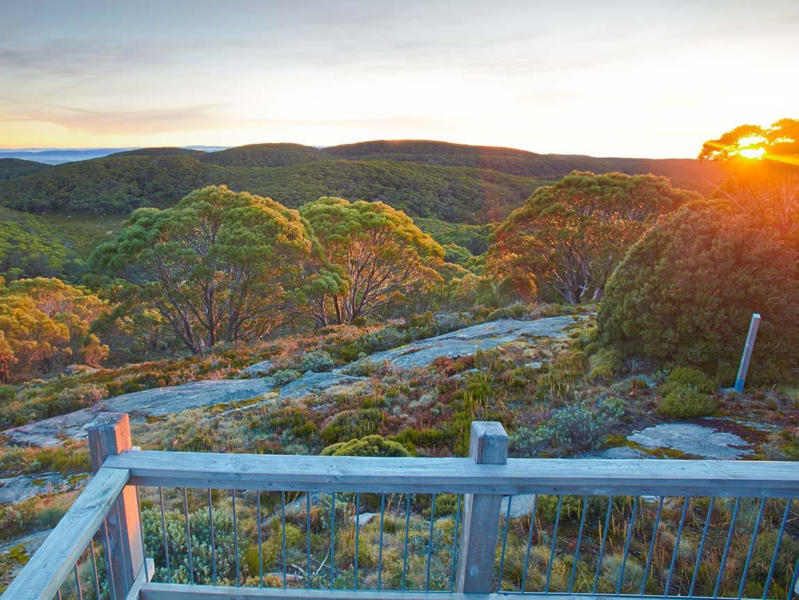 Mount Baw Baw, Gippsland, Victoria, Australia