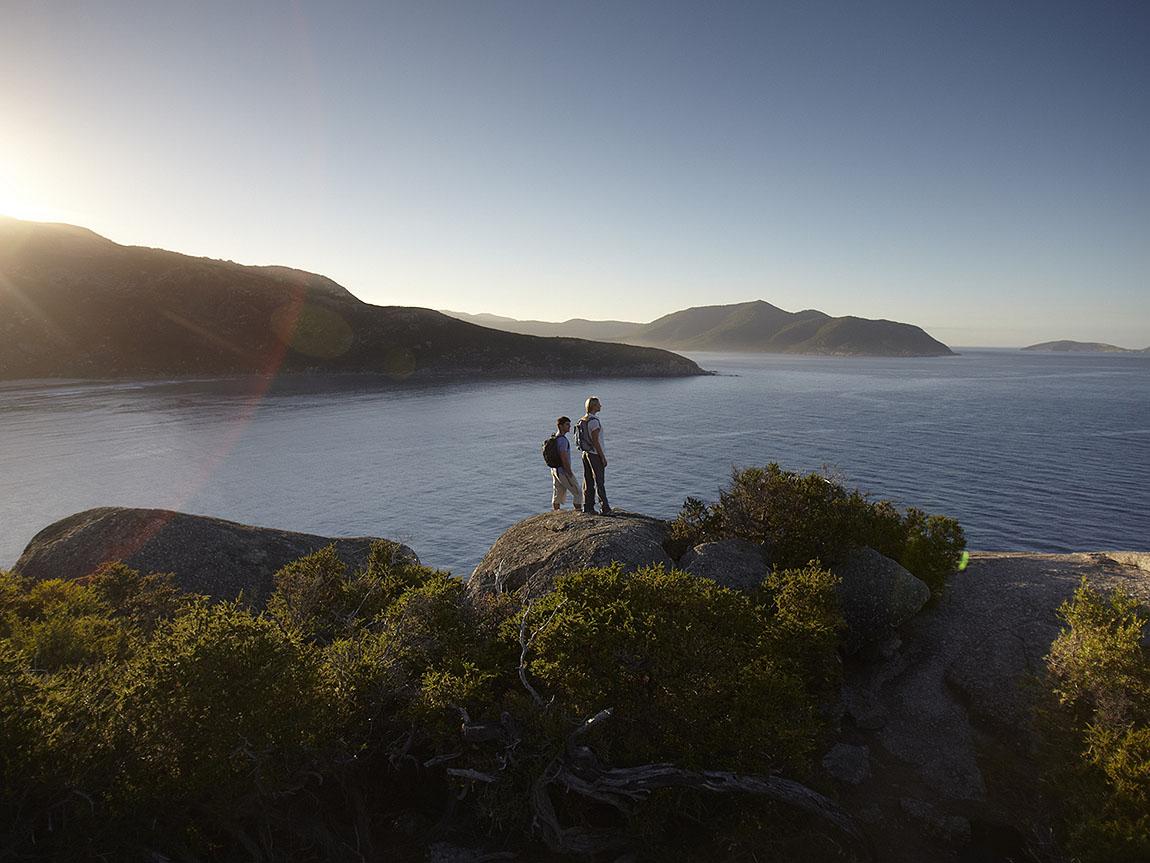 Pillar Point, Wilsons Promontory, Gippsland, Victoria, Australia