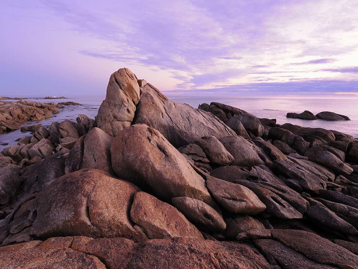 Salmon Rocks, Cape Conran Coastal Park, Gippsland, Victoria, Australia