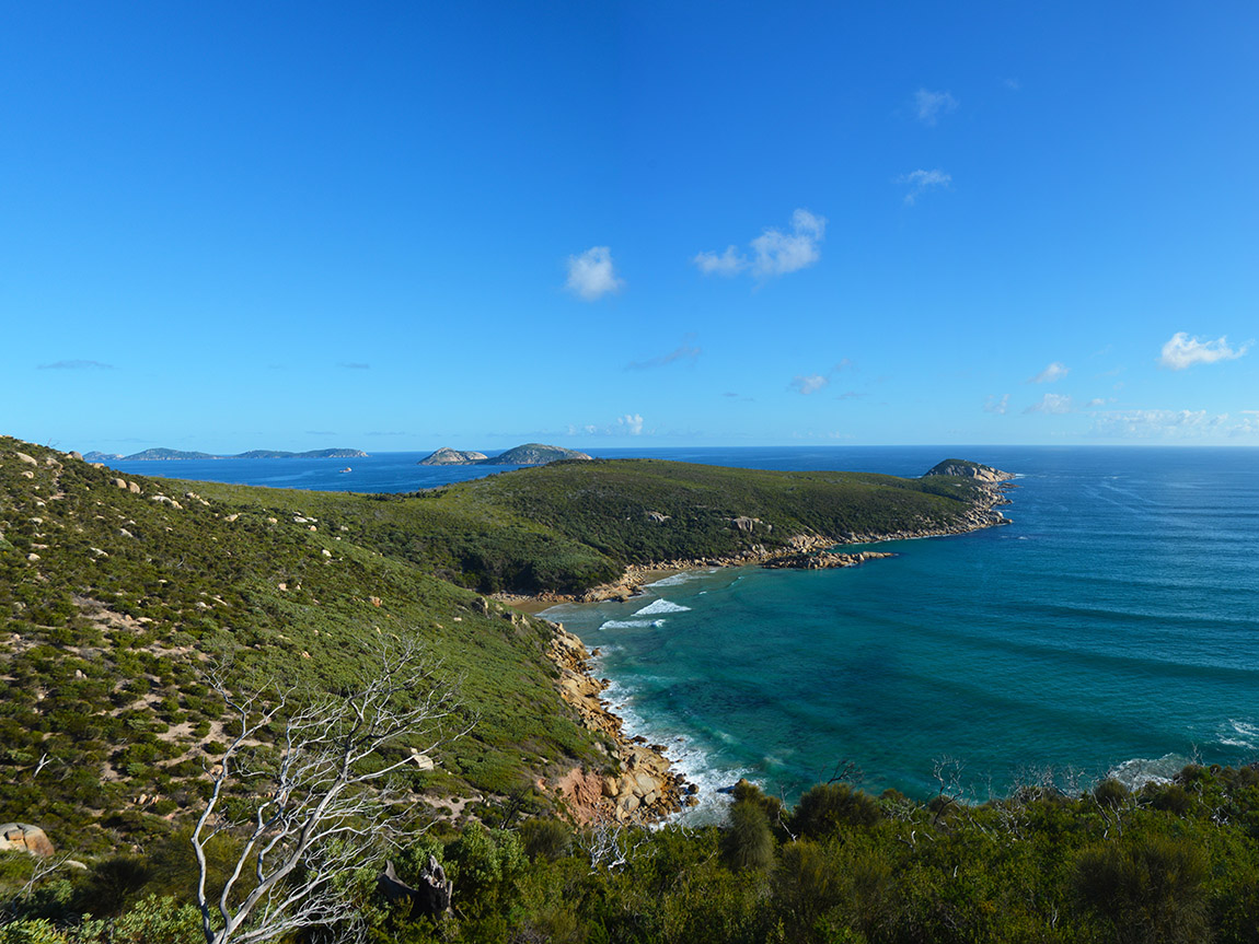 Tongue Point, Wilsons Promontory National Park, Gippsland, Victoria, Australia