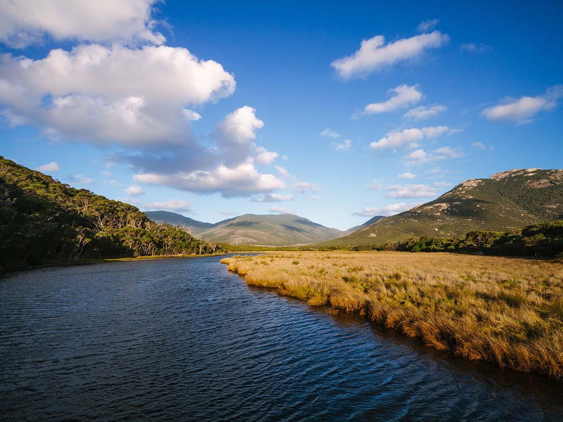 Wilsons Promontory National Park, Gippsland, Victoria, Australia. Photo: Roberto Seba