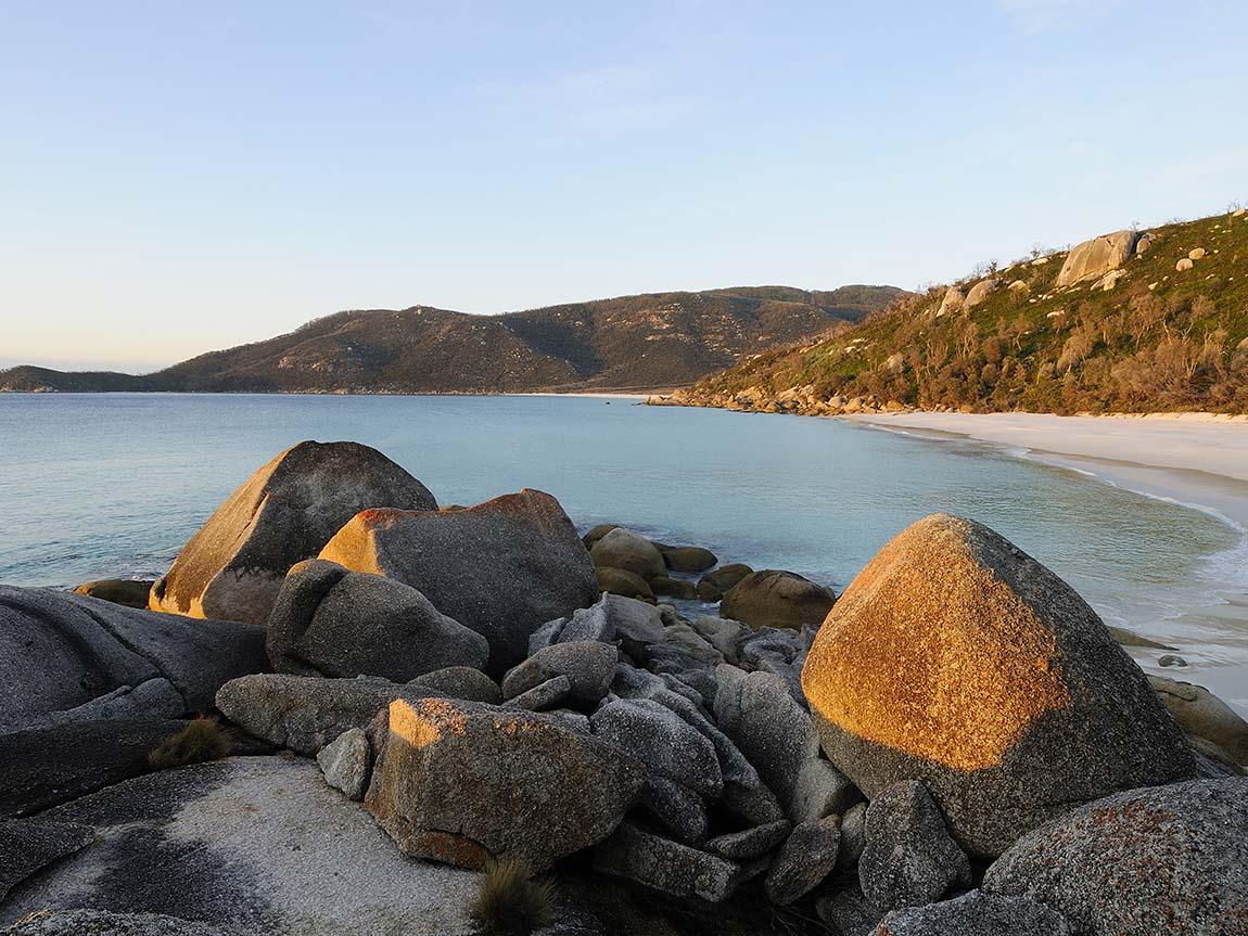 Wilsons Promontory, Gippsland, Victoria, Australia