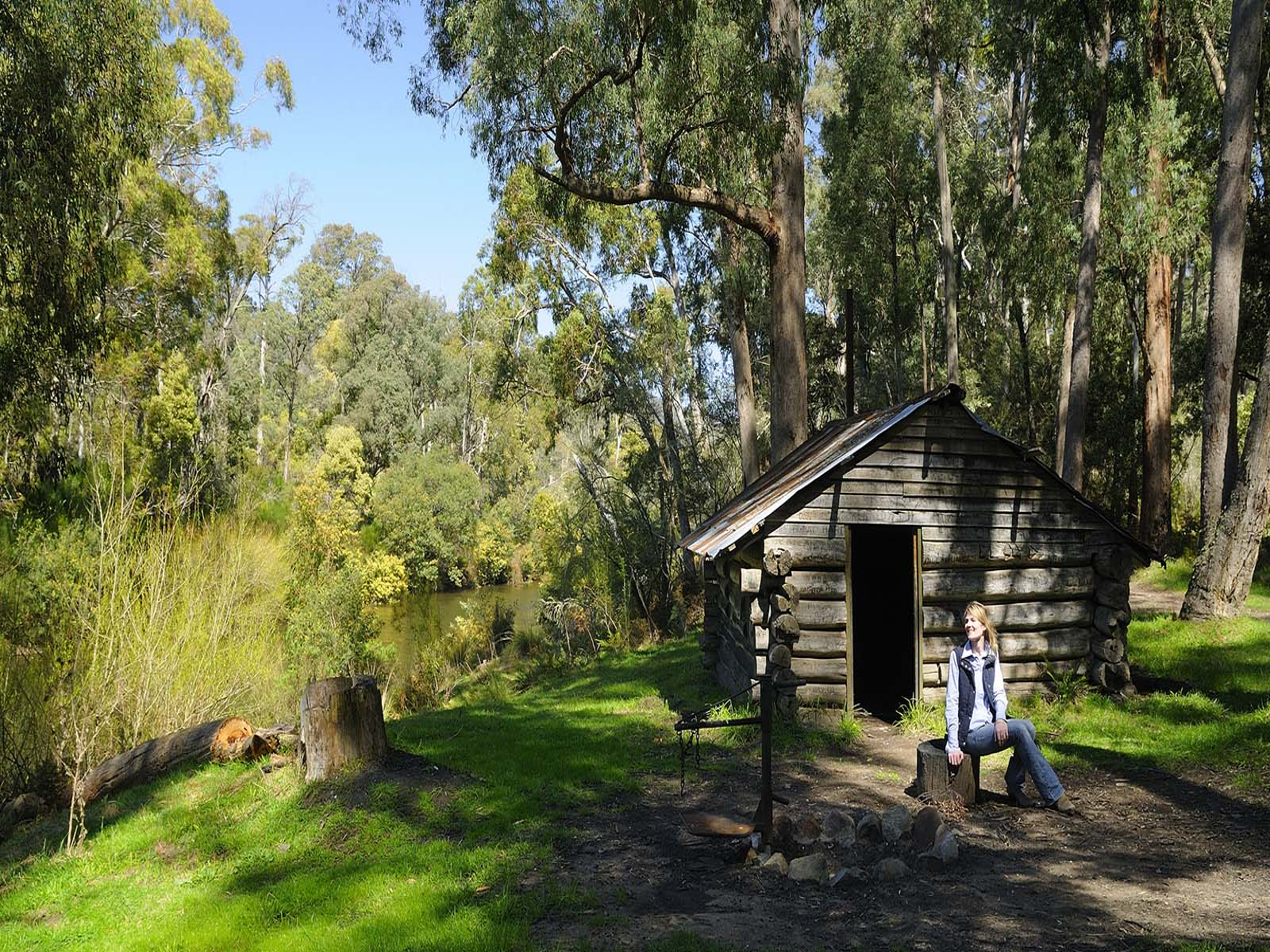 Omeo, Gippsland, Victoria, Australia