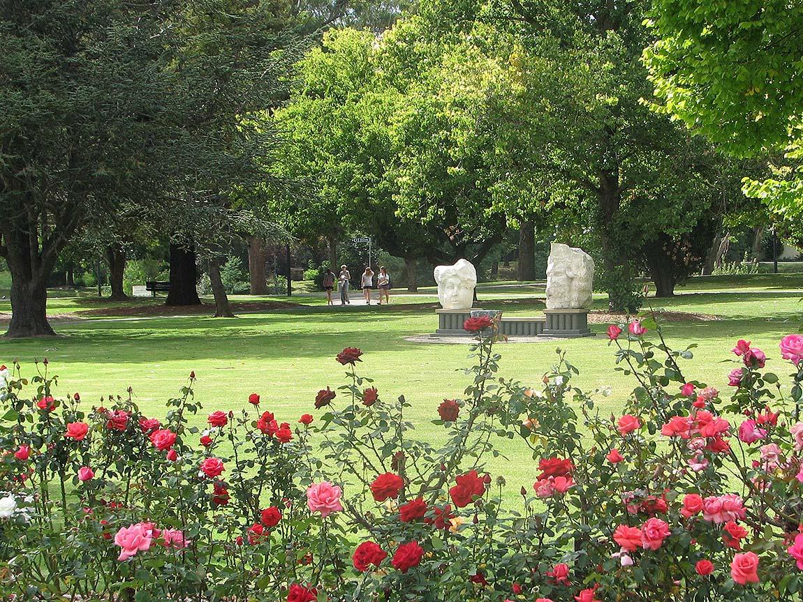 Victory Park, Traralgon,  Gippsland, Victoria, Australia