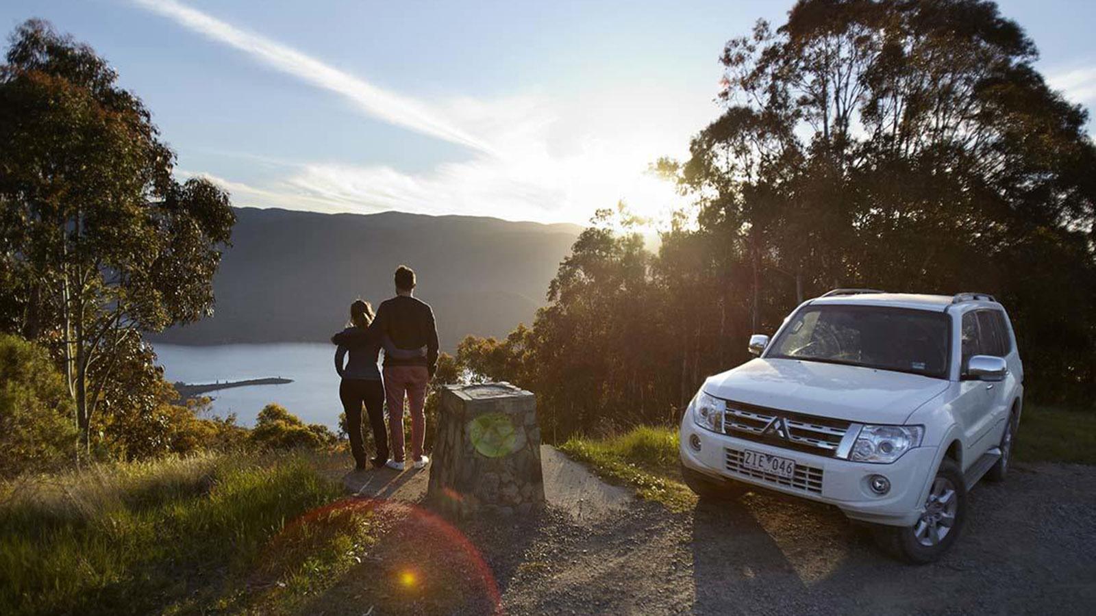 Four Wheel Driving, Gippsland, Victoria, Australia