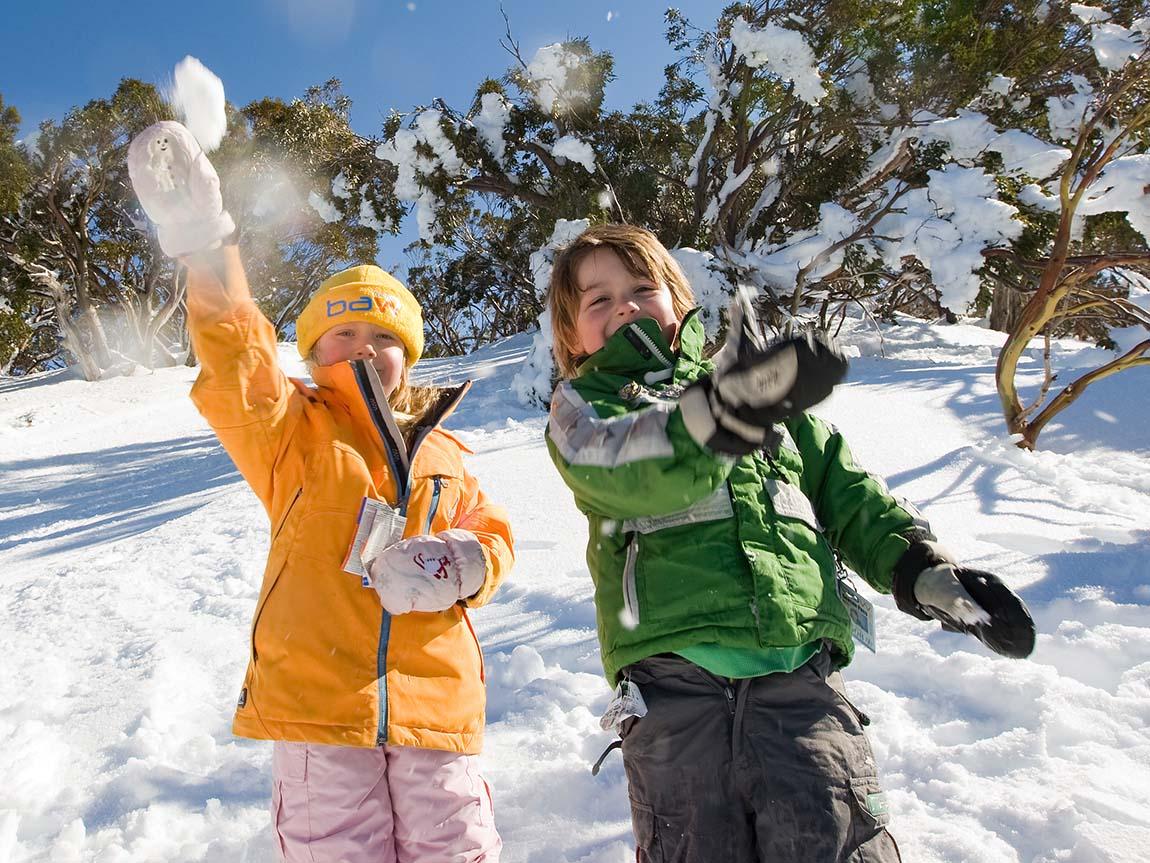 Getting to the snow, Ski Victoria, Australia