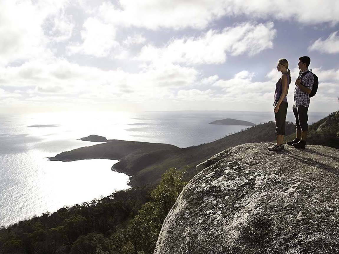 Tongue Point Walk, Wilsons Promontory, Gippsland, Victoriia, Australia