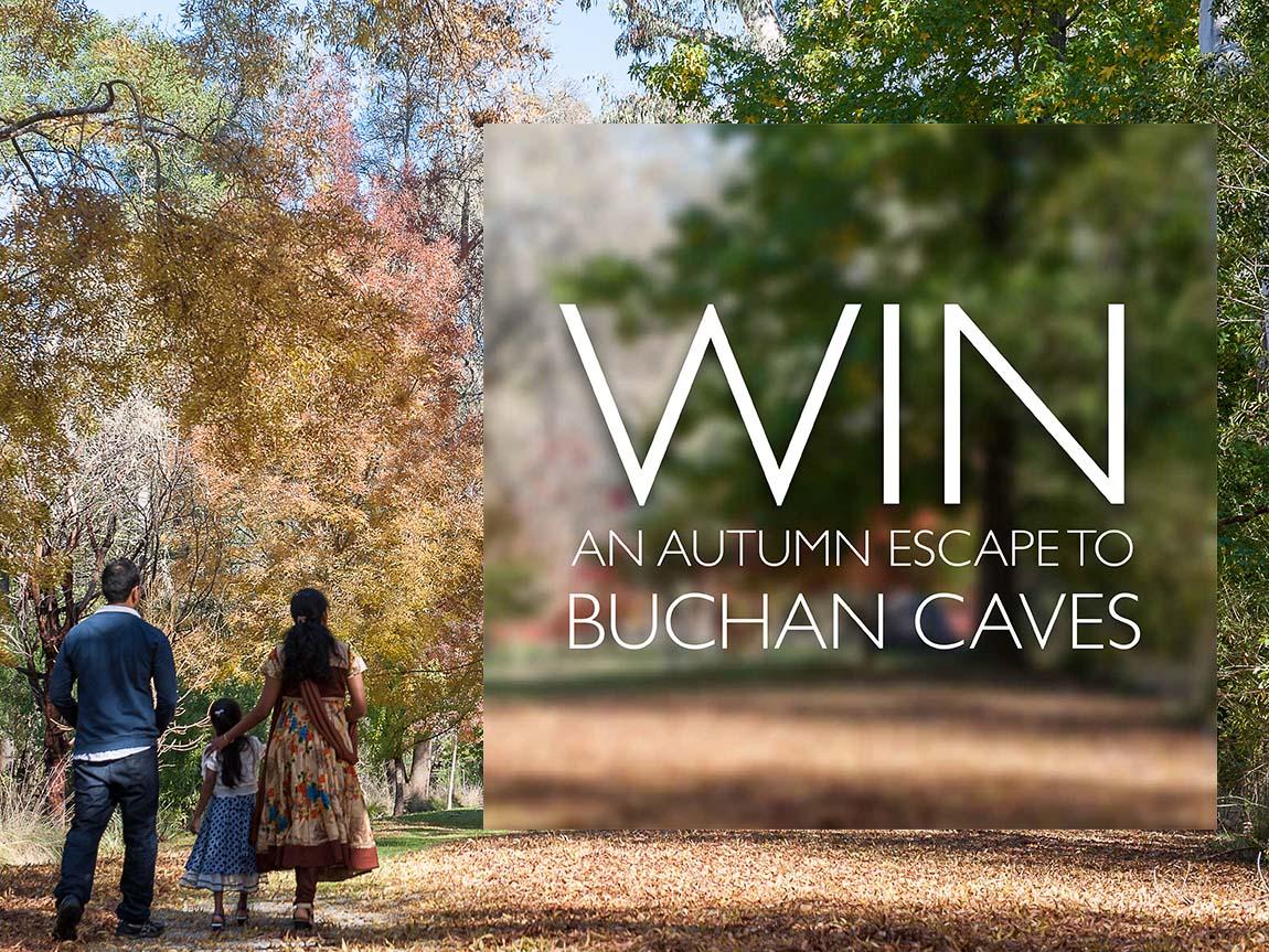 Buchan Caves competition, Gippsland, Victoria, Australia