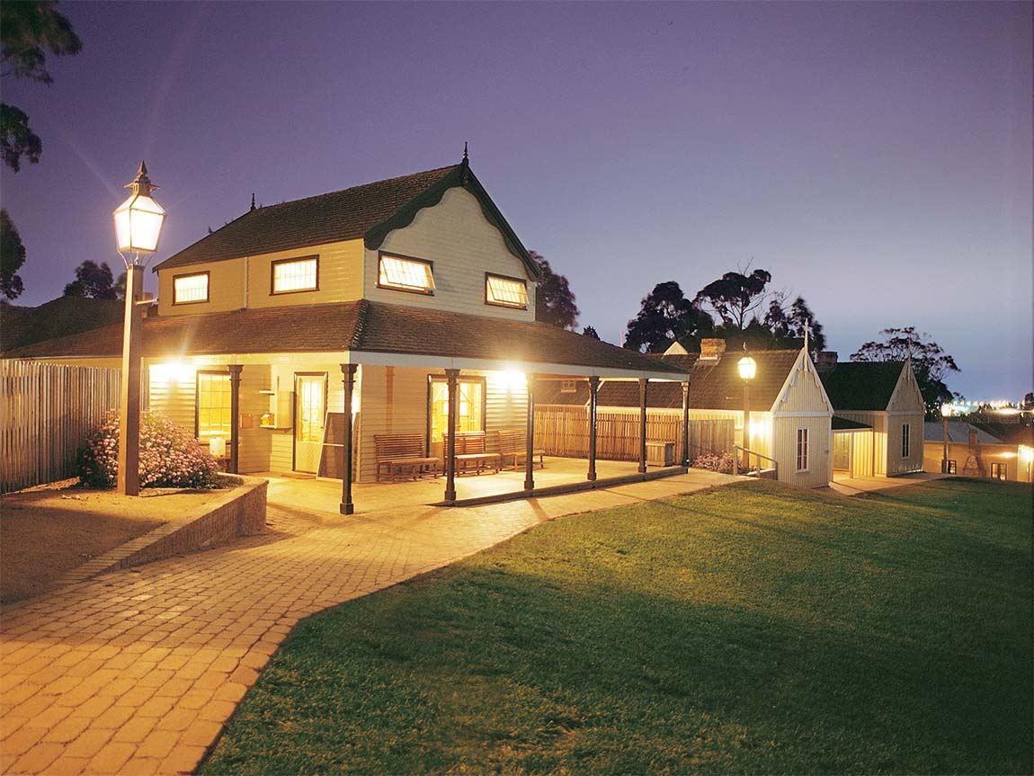 Comfort Inn Sovereign Hill, Goldfields, Victoria, Australia