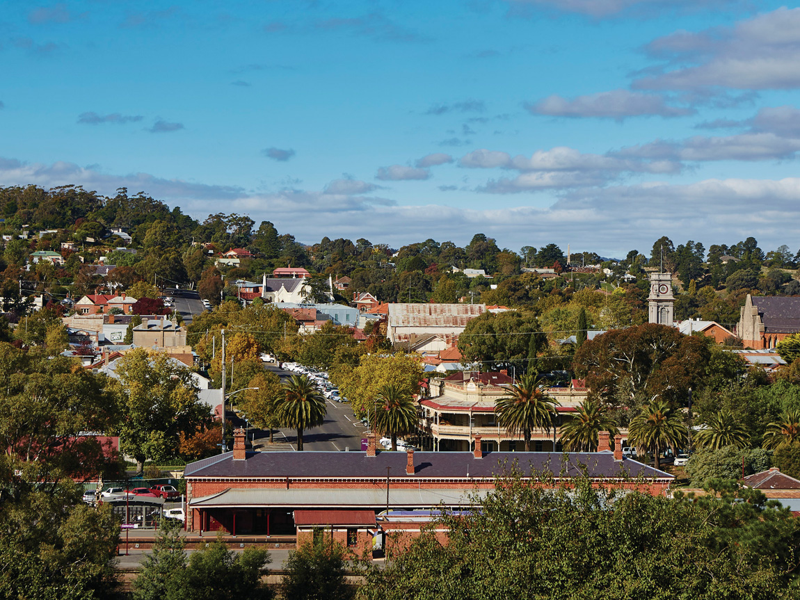 Castlemaine, Goldfields, Victoria, Australia
