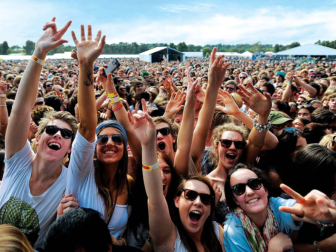 Groovin The Moo, Goldfields, Victoria, Australia