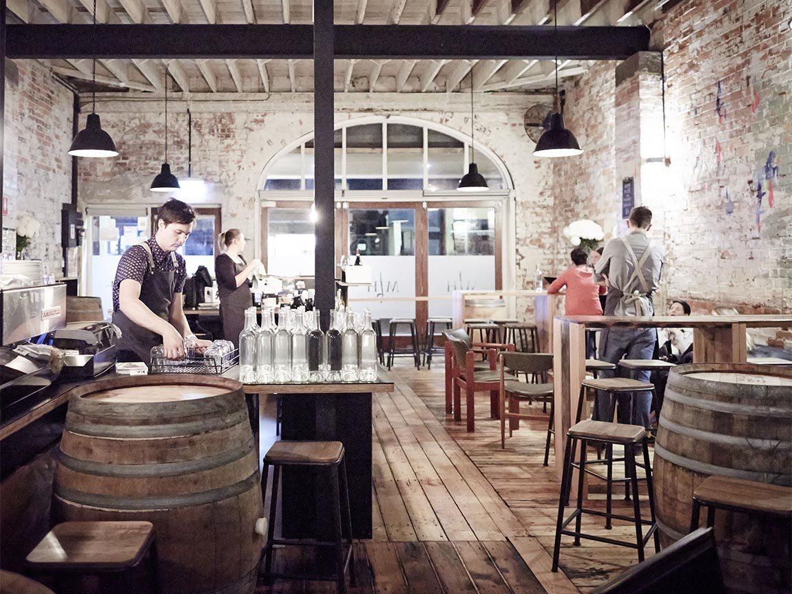 Mitchell Harris Wines, Ballarat, Goldfields, Victoria, Australia