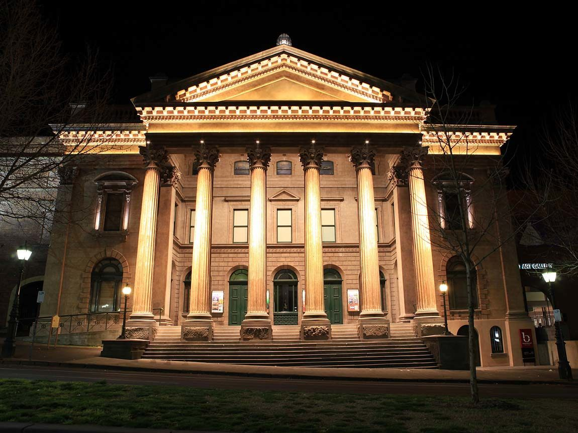 Capital Theatre, Bendigo, Goldfields, Victoria, Australia