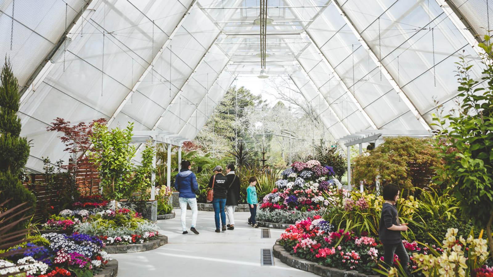 Ballarat Botanical Gardens, Goldfields, Victoria, Australia. Credit: Anthony Evans