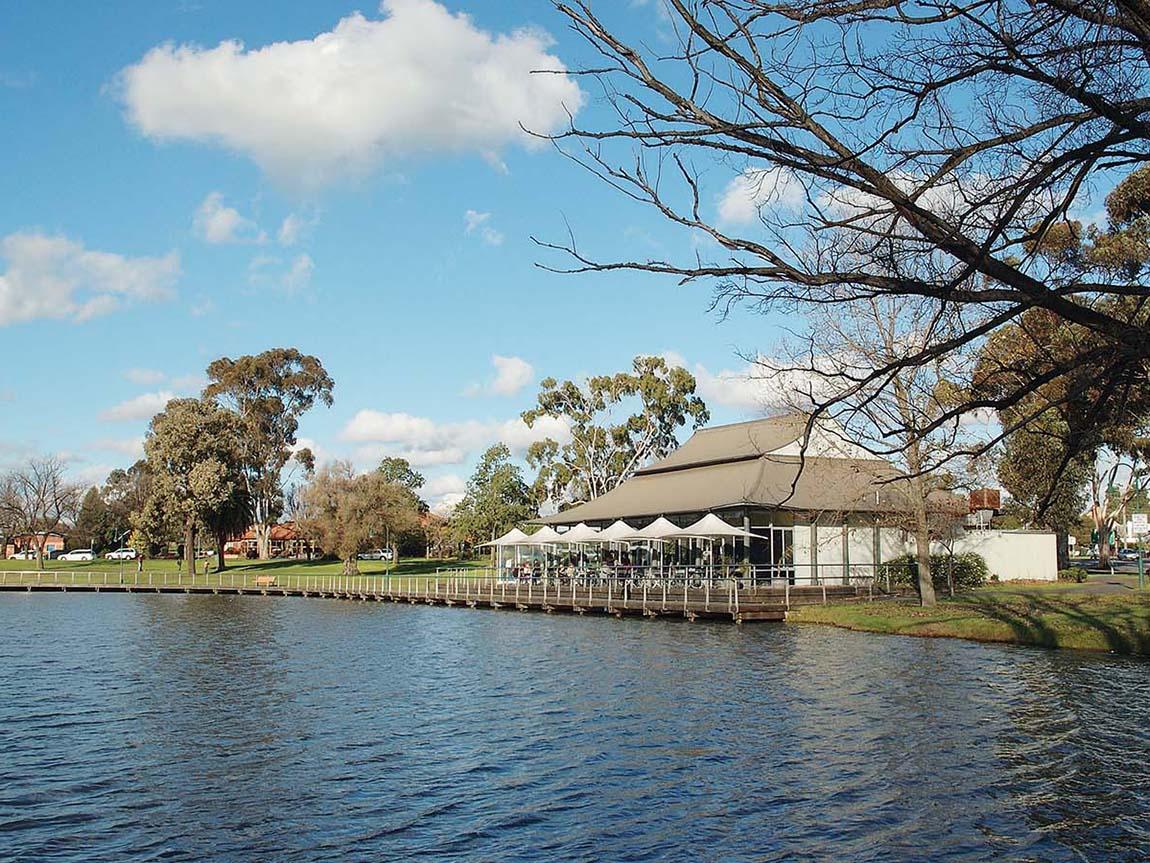 Lake Weeroona, Goldfields, Victoria, Australia