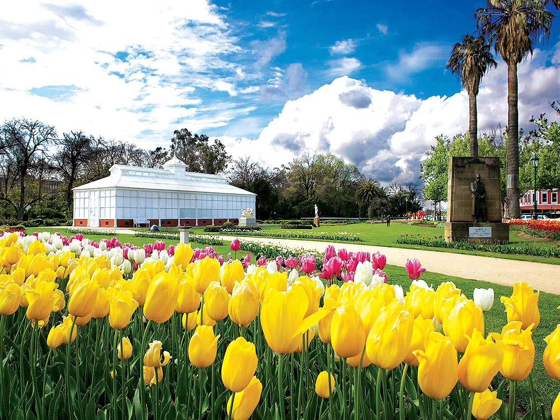 Rosalind Park, Goldfields, Victoria, Australia