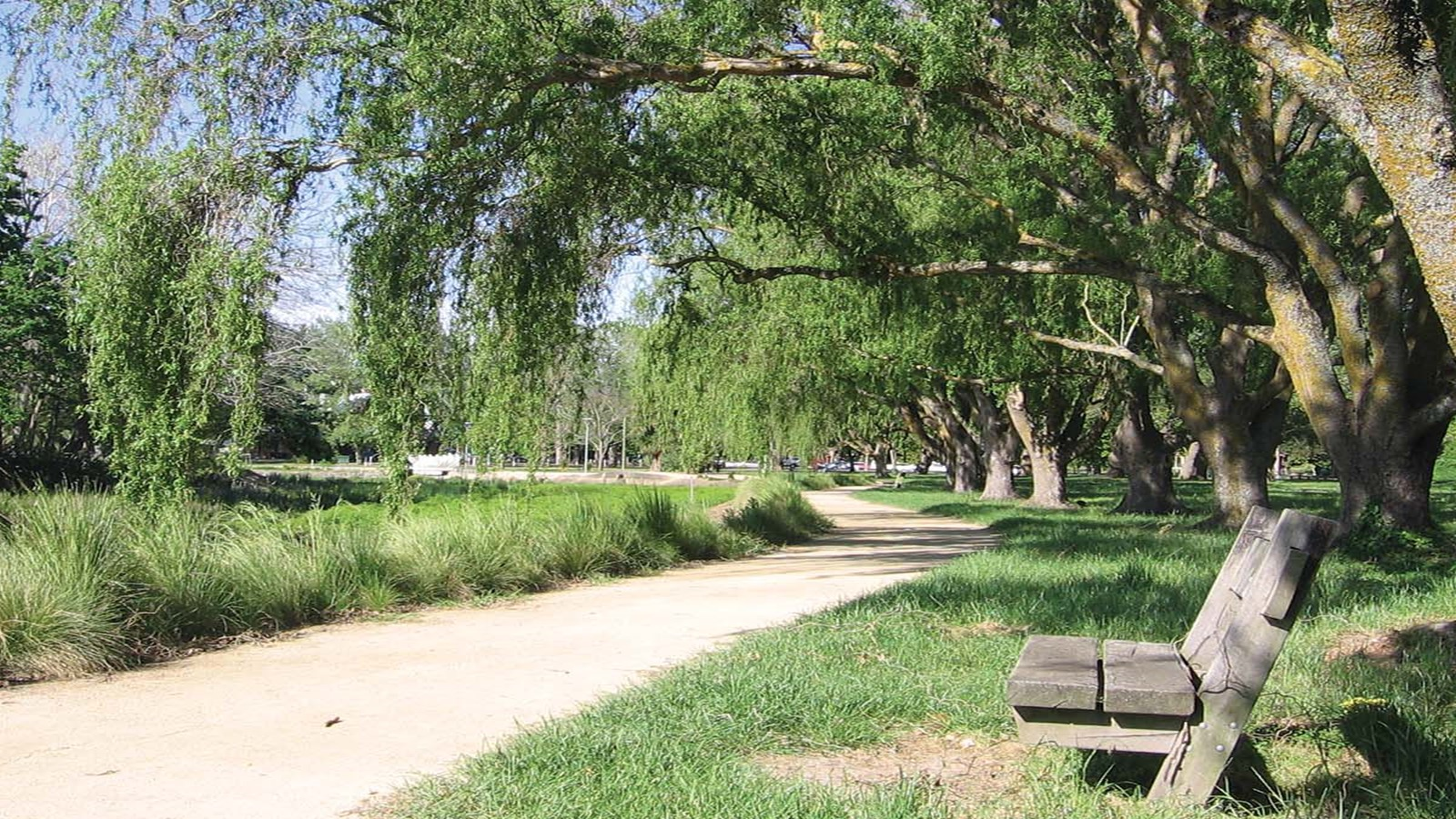Yarrowee River Trail, Goldfields, Victoria, Australia