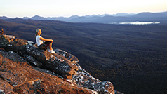 Reed's Lookout, Grampians, Victoria. Photo by Julian Kingma