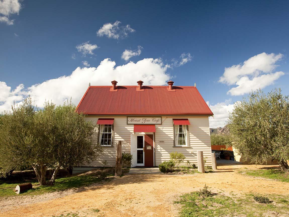 Mount Zero Olives, Grampians, Victoria, Australia