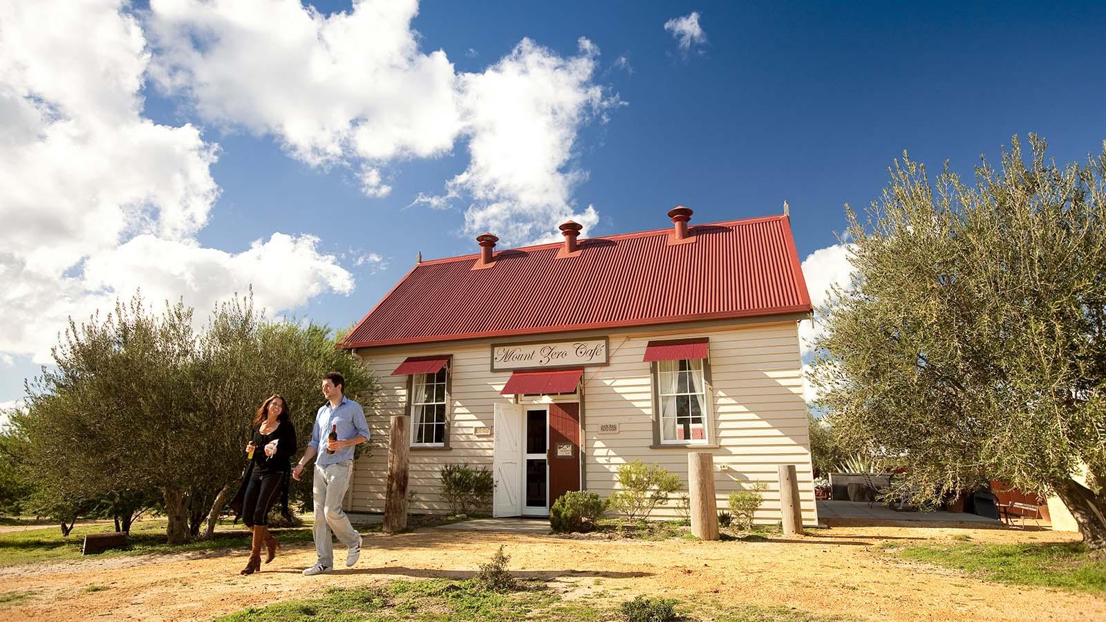 Mt Zero Olives, The Grampians, Victoria, Australia