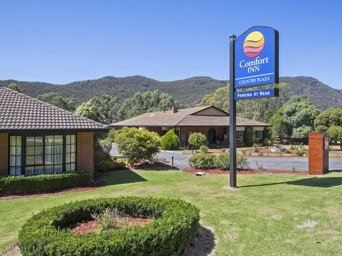 Comfort Inn Country Plaza, Grampians, Victoria, Australia