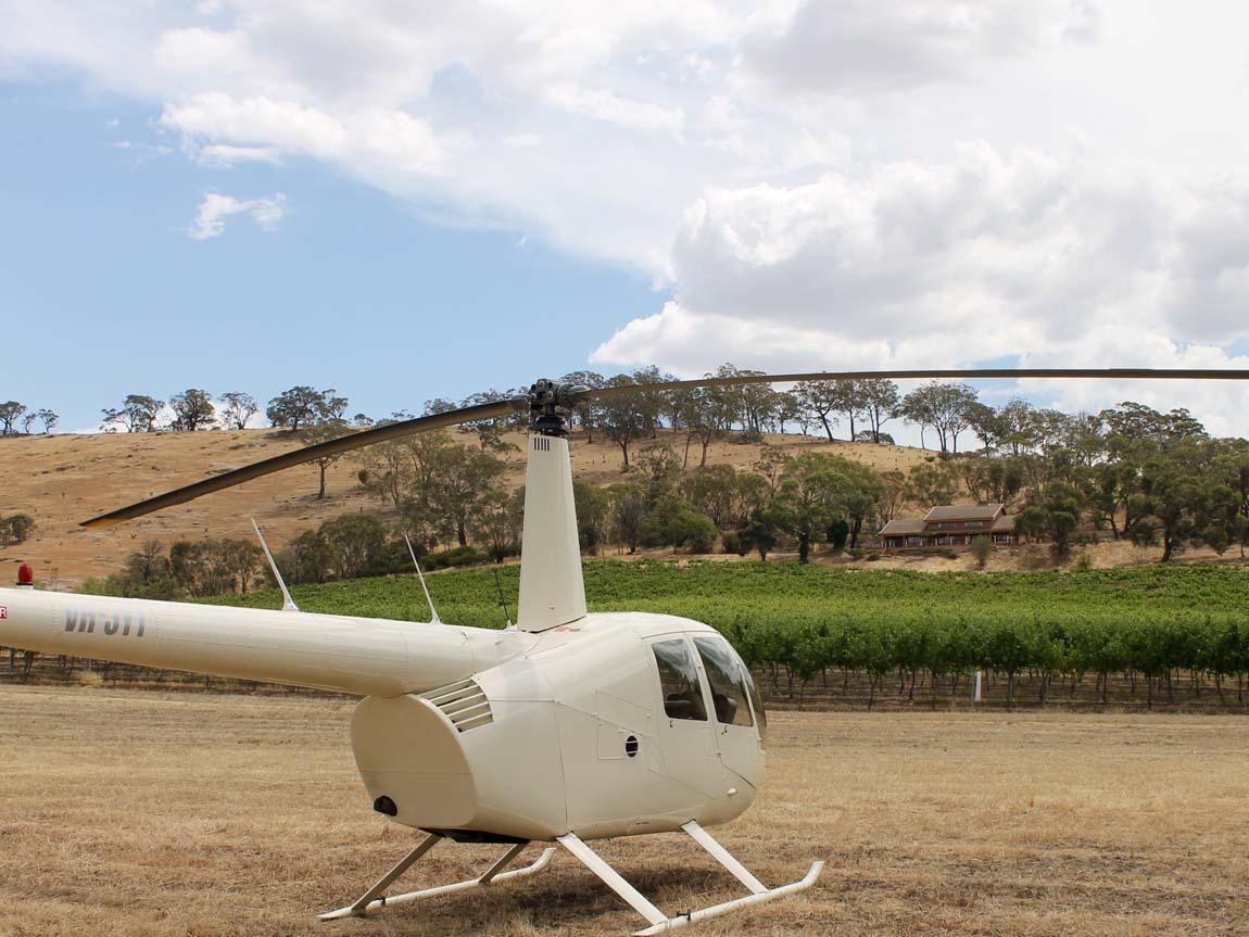 Grampians Helicopters, Grampians, Victoria, Australia