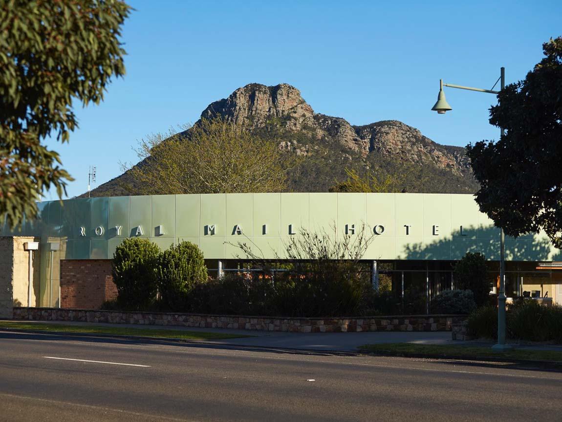 Royal Mail Hotel, Grampians, Victoria, Australia
