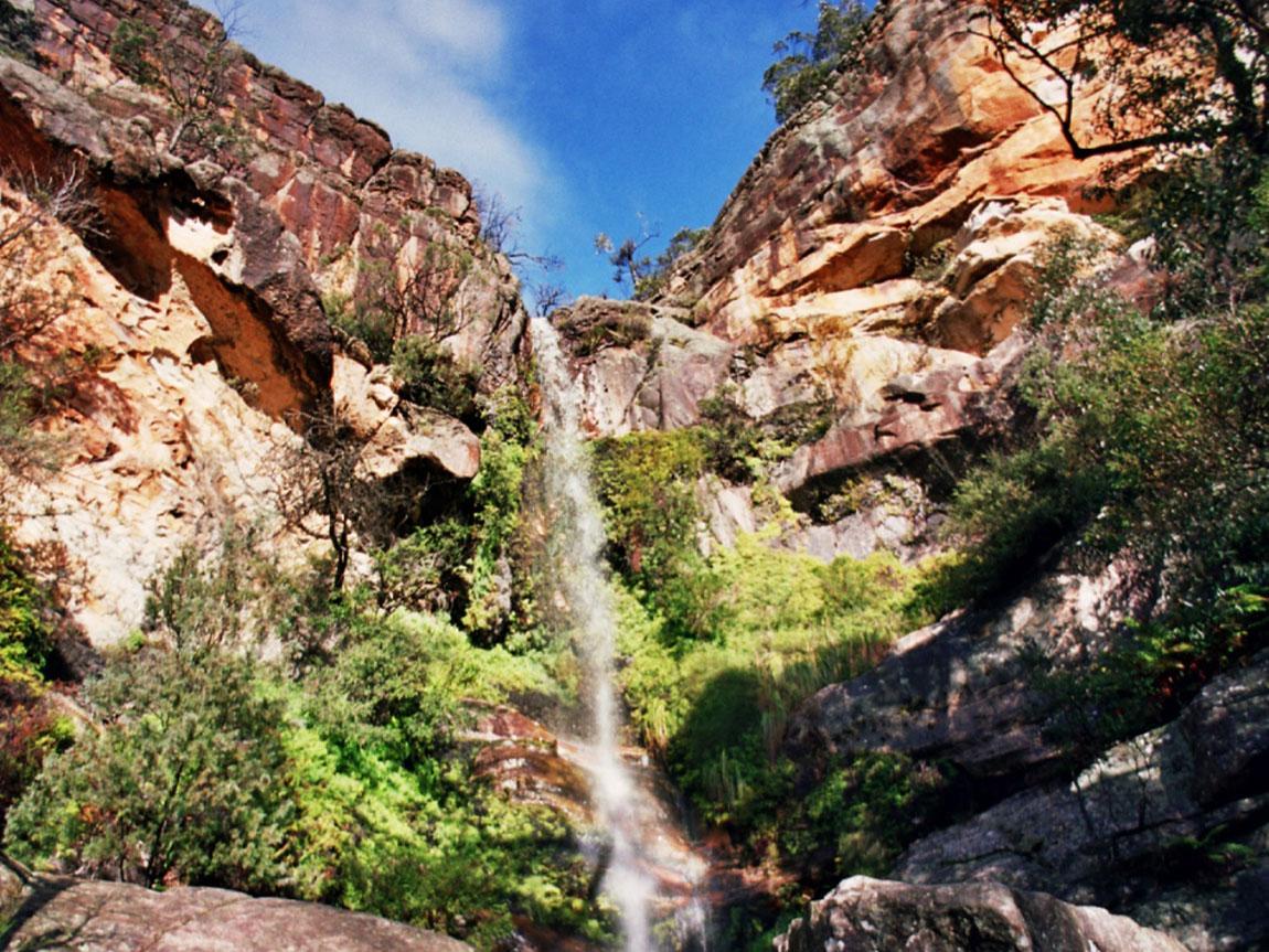 Beehive Falls, Grampians, Victoria, Australia