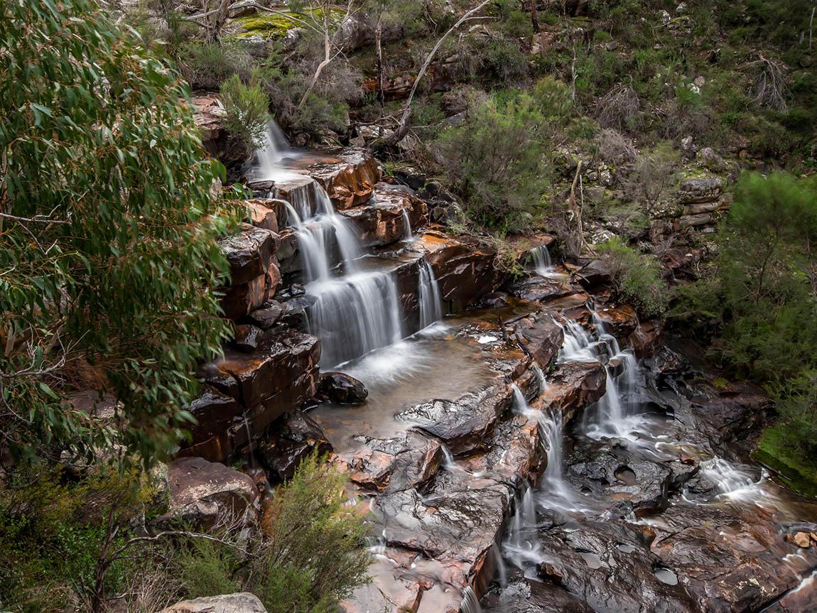 Fish Falls, Grampians, Victoria, Australia