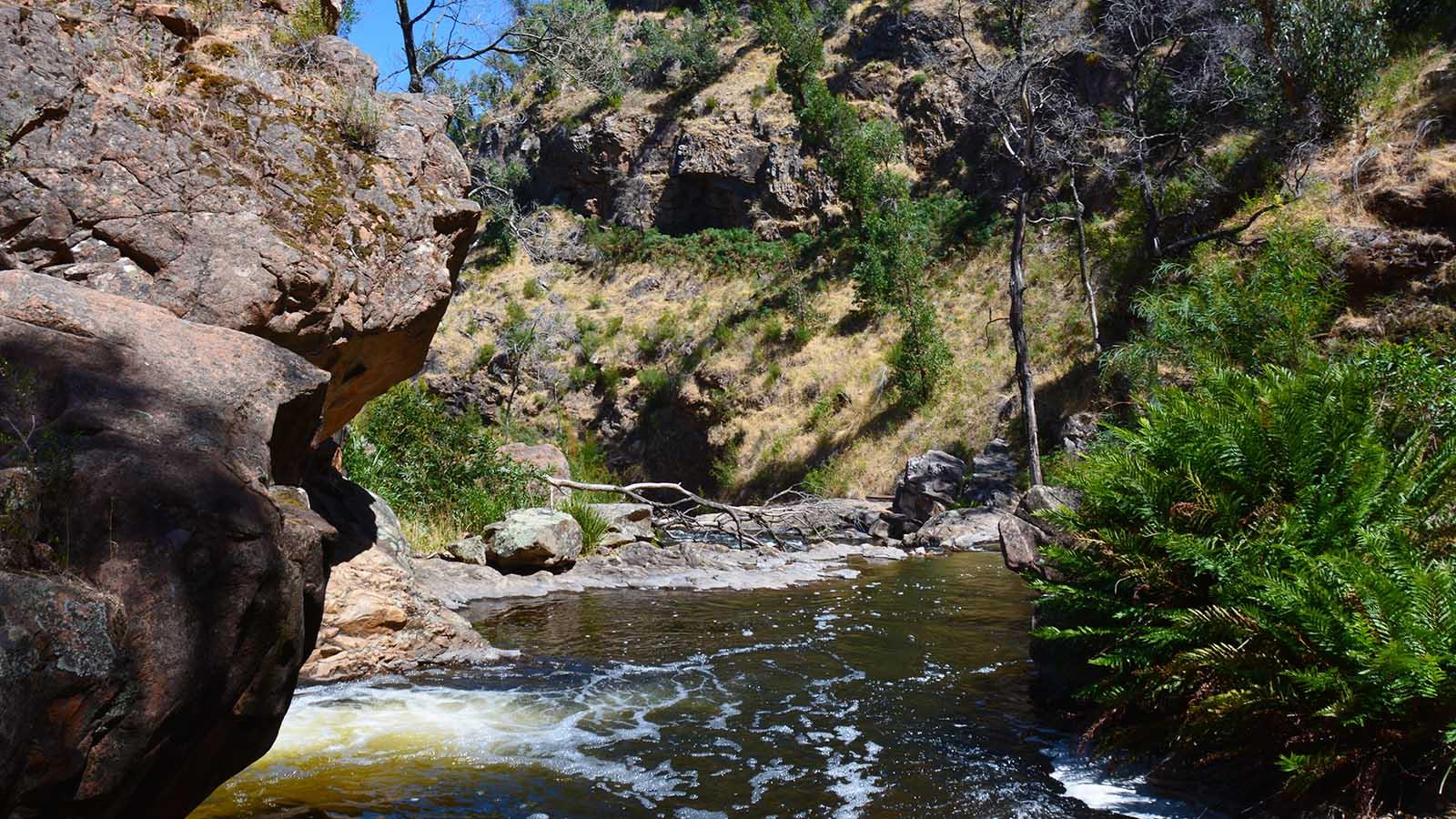 MacKenzie Falls Walk, Grampians, Victoria, Australia