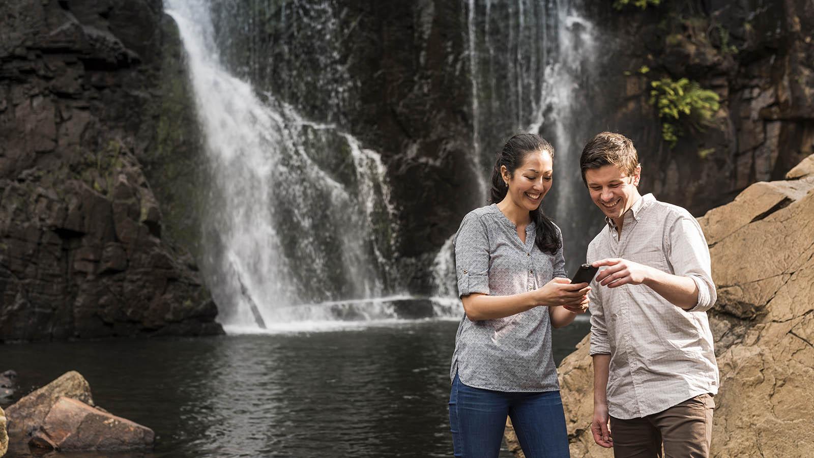 McKenzie Falls, The Grampians, Victoria, Australia