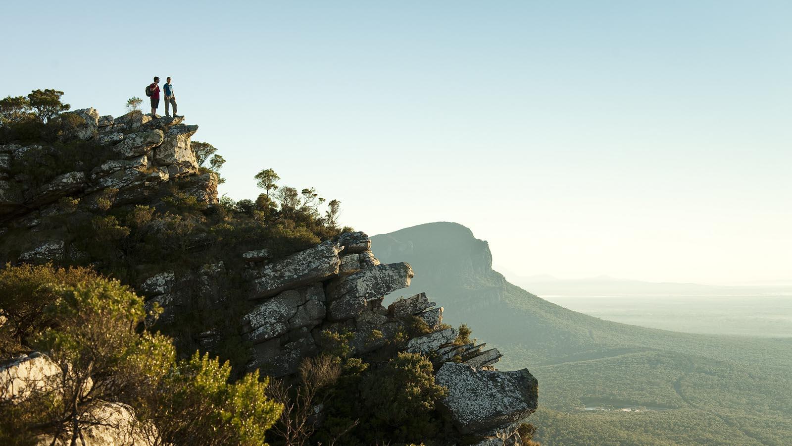 Mount Sturgeon, Grampians National Park, Grampians, Victoria, Australia