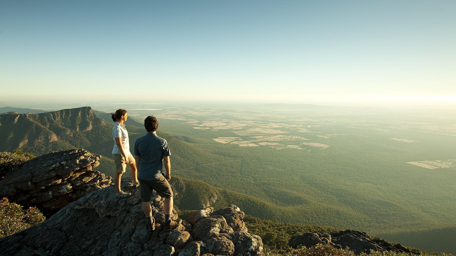 Mount William, The Grampian, Victoria, Australia