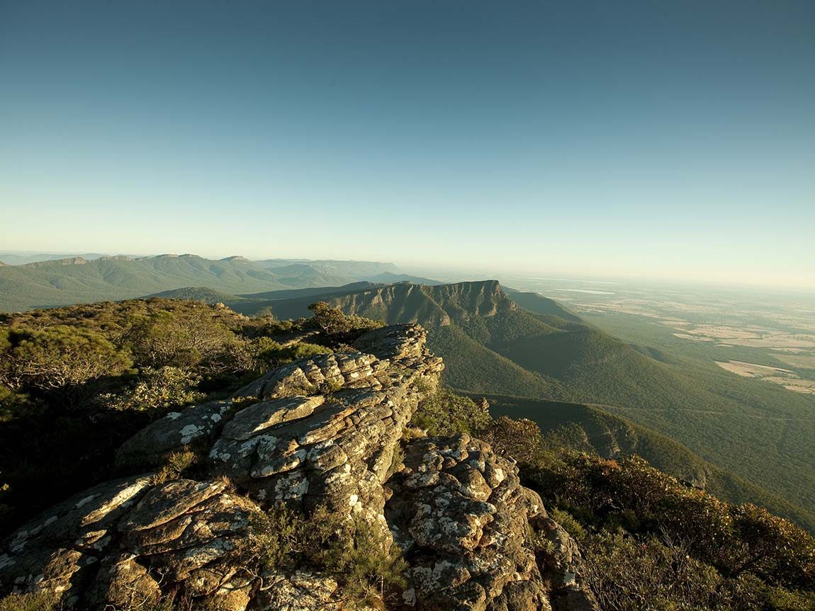 Mount William, Grampians, Victoria, Australia