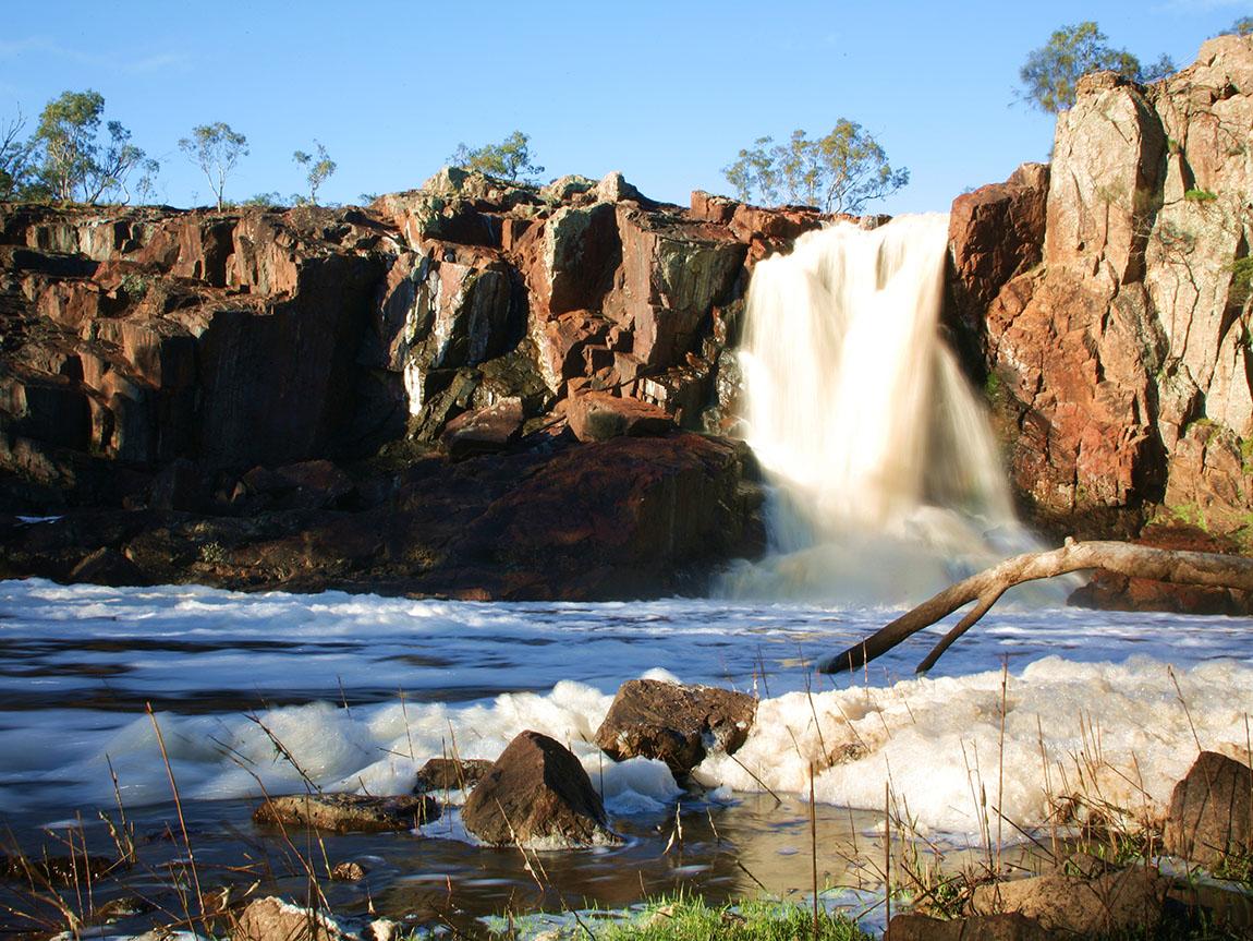 Nigretta Falls, Grampians, Victoria, Australia