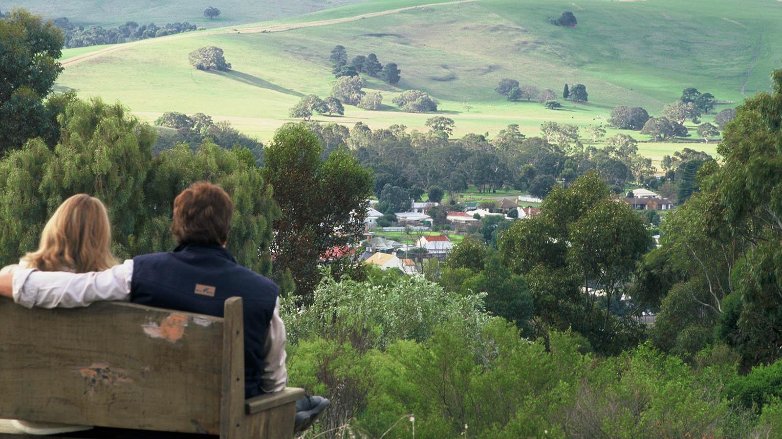 Peter Francis Points Arboretum, Grampians, Victoria, Australia