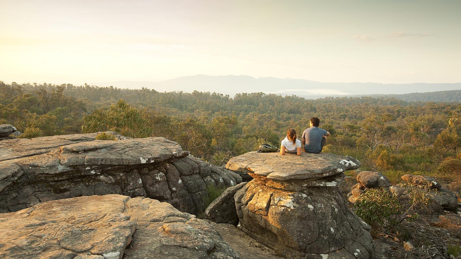Reed Lookout, The Grampians, Victoria, Australia
