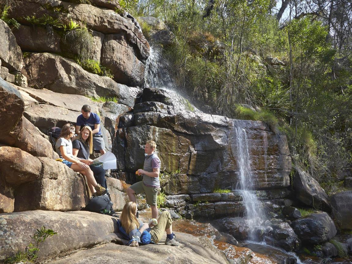 Splitters Falls, Grampians, Victoria, Australia