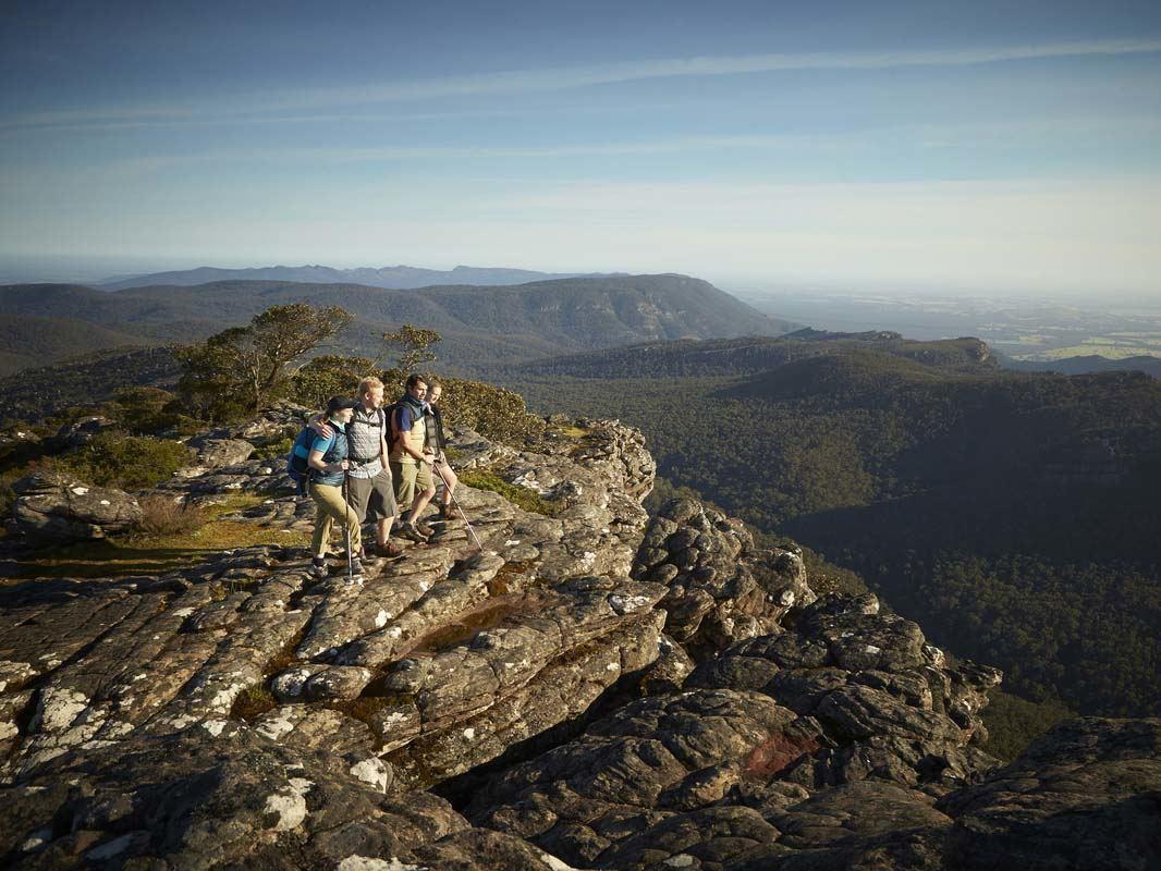 Mt Rosea – Grampians Peaks Trail, Grampians, Victoria, Australia