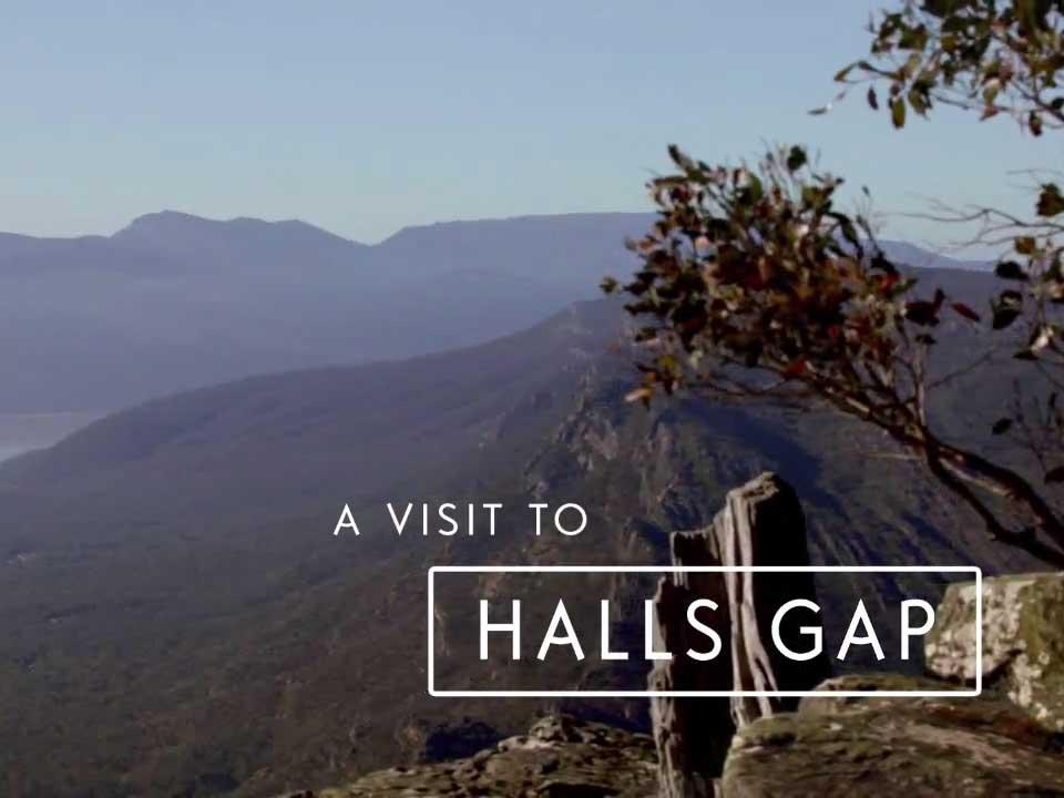 A Visit to Halls Gap, Grampians, Victoria, Australia