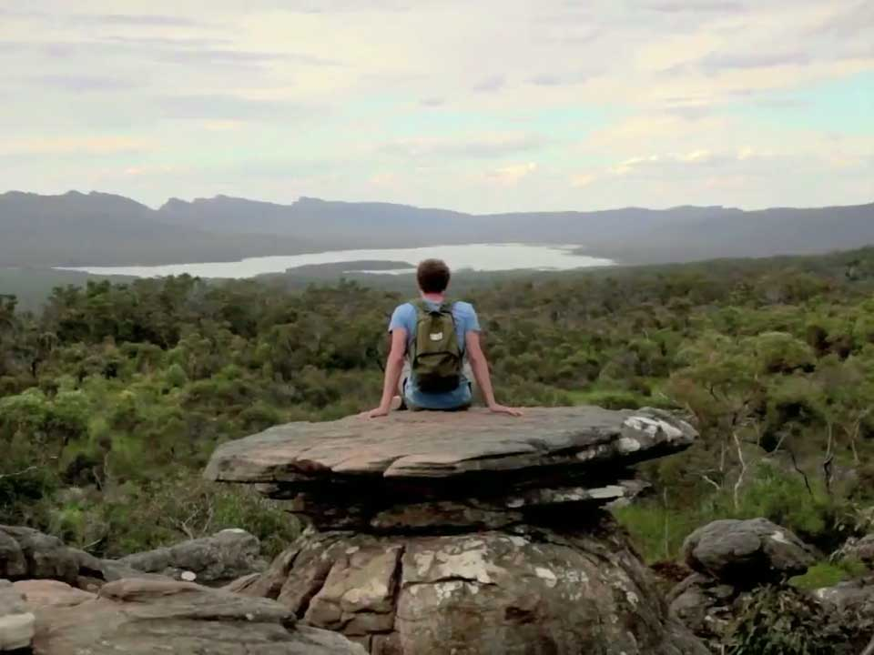 Highlights of the Grampians video, Victoria, Australia
