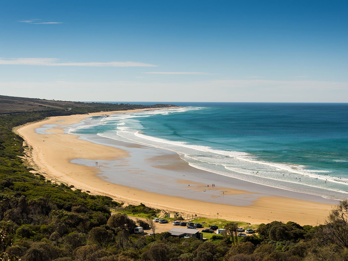 Anglesea, Great Ocean Road, Victoria, Australia