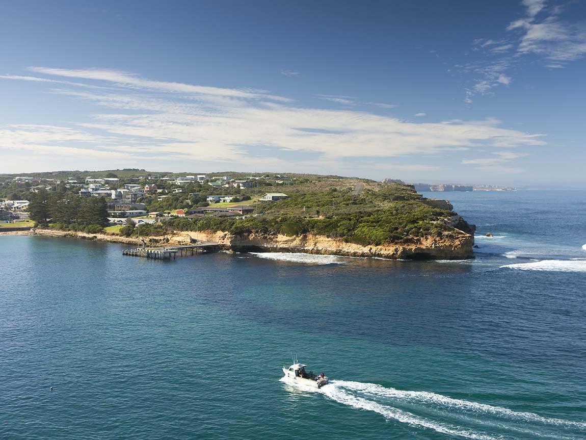 Port Campbell, Great Ocean Road, Victoria, Australia