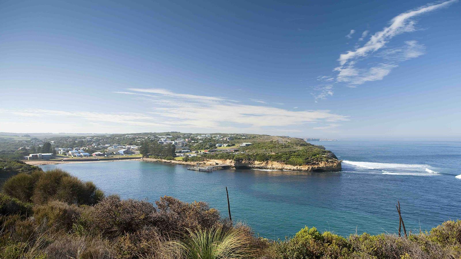 Port Campbell, The Great Ocean Road, Victoria, Australia