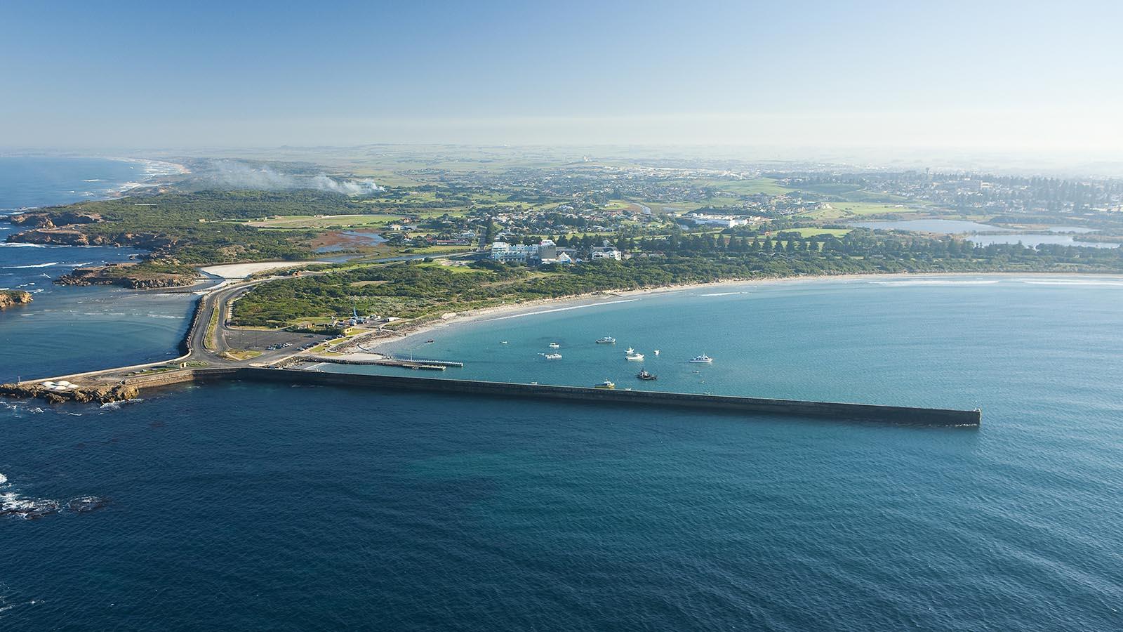 Warrnambool Coastline, The Great Ocean Road, Victoria, Australia