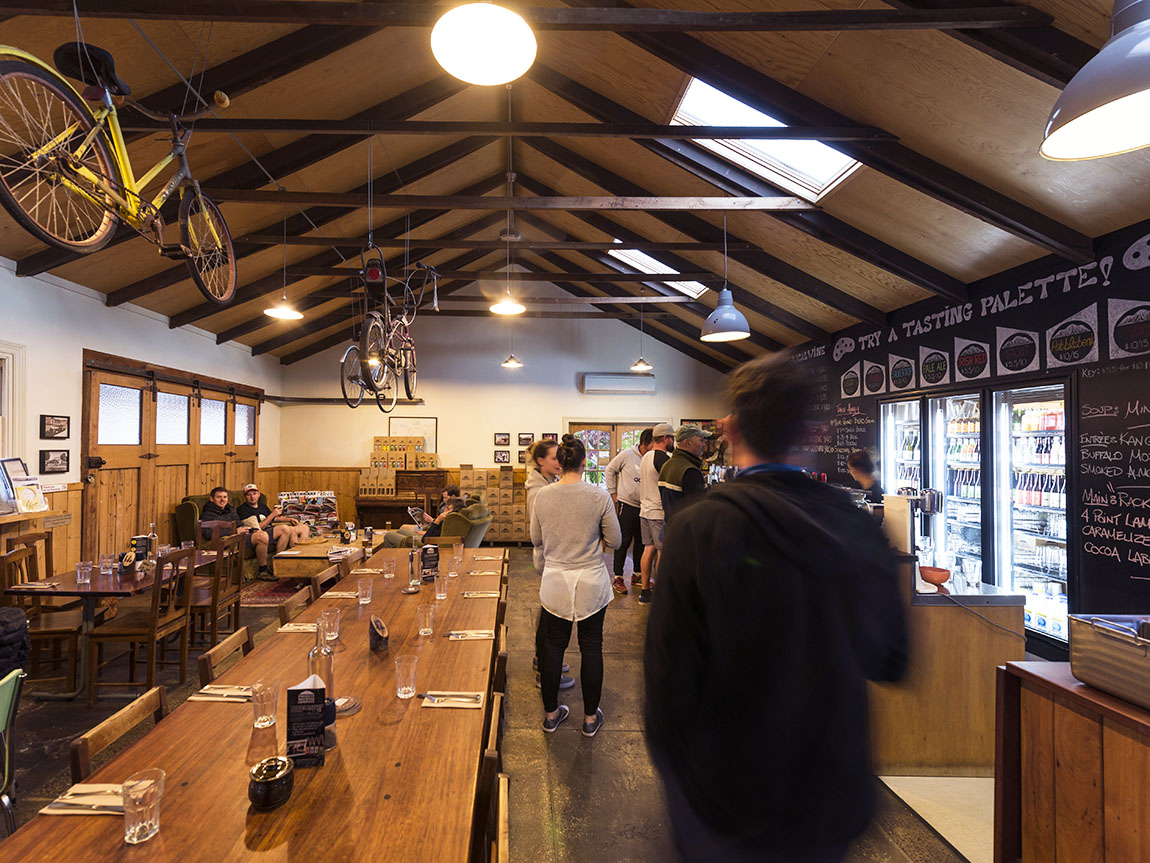 Forrest Brewing Company, Great Ocean Road, Victoria, Australia