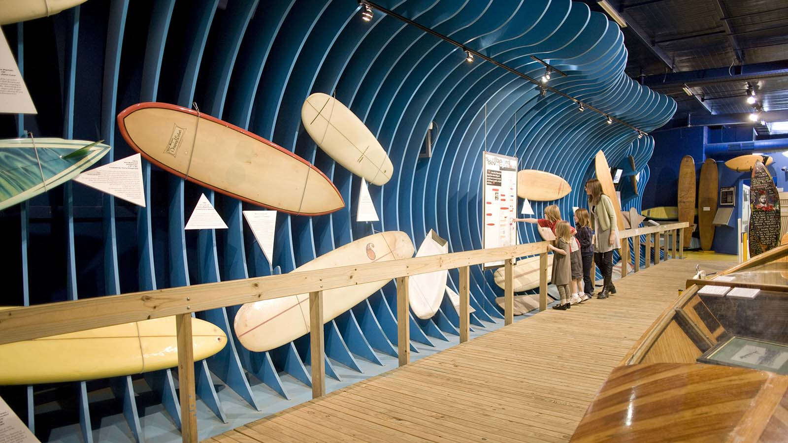 Surfworld Museum, Great Ocean Road, Victoria, Australia