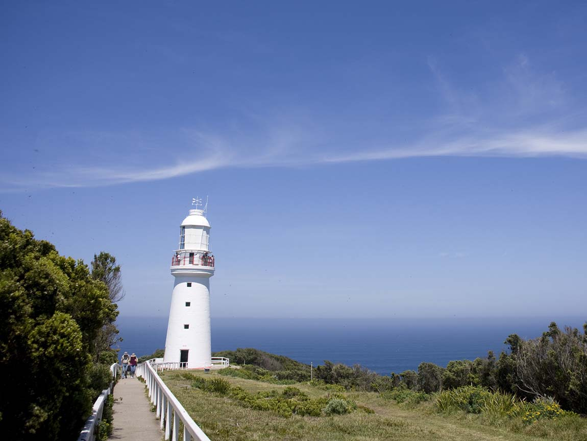 Cape Otway Lightstation, Great Ocean Road, Victoria, Australia